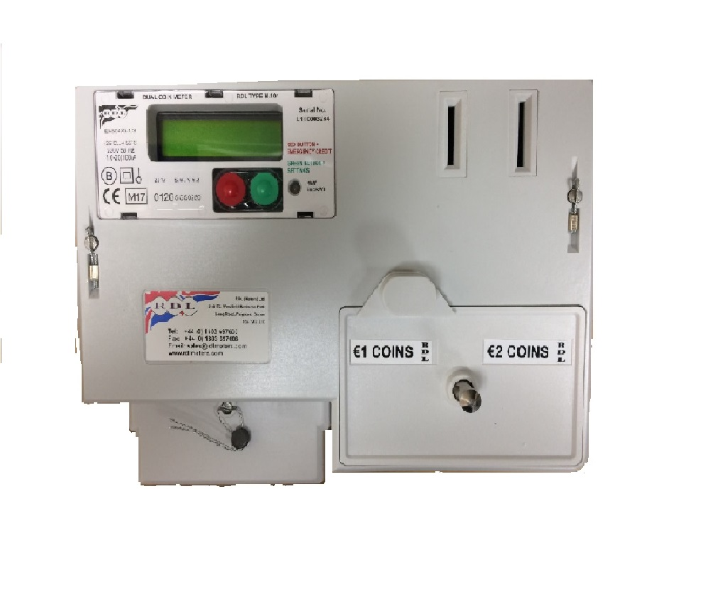 coin operated switch timer