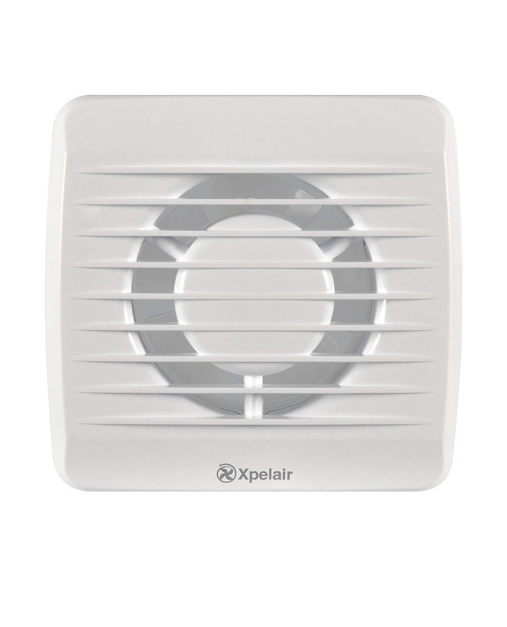 xpelair 4 u0026quot   100mm  timed extractor fan - vx100t